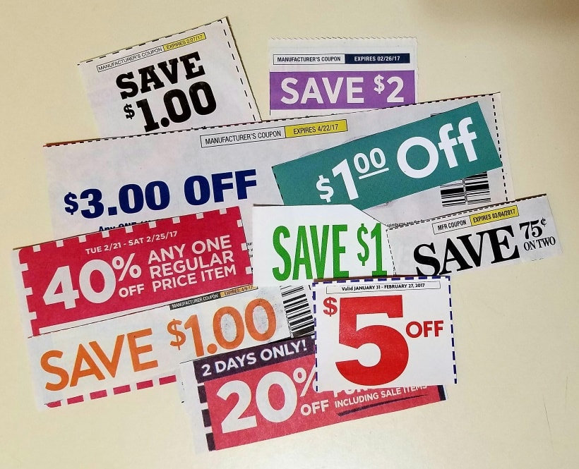 Printed Coupons - Promolily