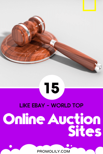 Real Ebay Alternatives World Top 15 Online Auction Sites Promoblog