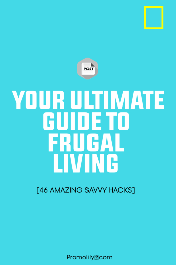 Savvy Shopping Guide For Frugal Living | Promolily