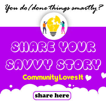 Share Your Savvy Story | Promolily