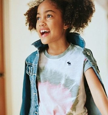 Abercrombie & Fitch - Girls iPromos-min