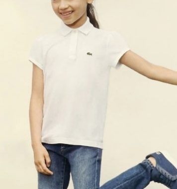 Lacoste - Girls Tops – Shirt & Polo | Promolily