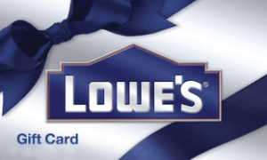 Lowe's - Gift Cards Deals | Promolily
