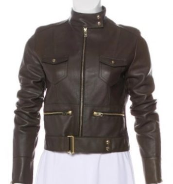The Real Real - Women Jackets – Leather | Promolily