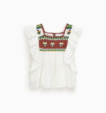 Zara - Girls iPromos – Tops | Promolily