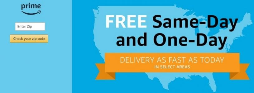 Prime sameday delivery - Prime Benefits | Promoblog